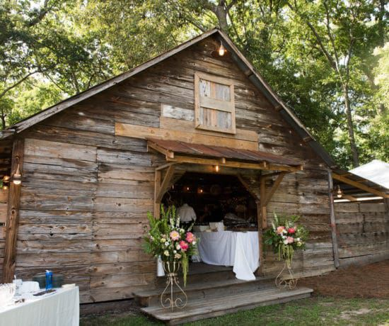 Southern Elegant Wedding