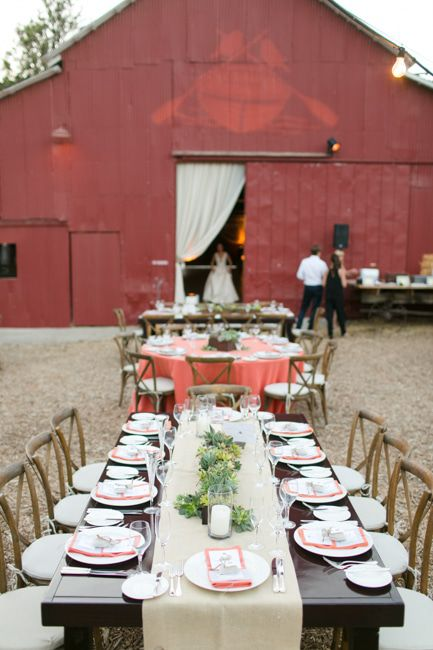 ojai california rustic wedding