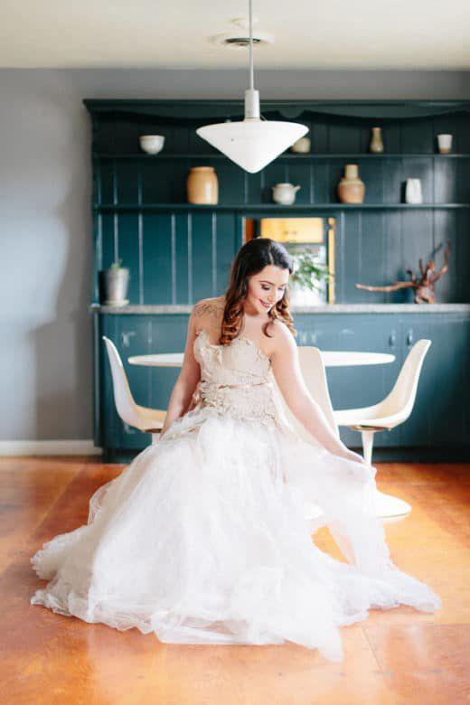 Rustic Modern Wedding Inspiration Rustic Wedding Chic