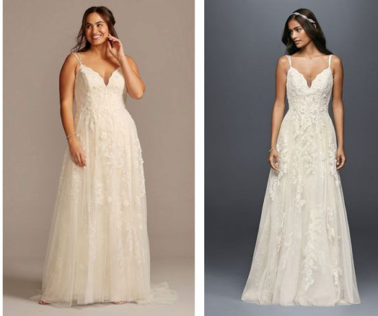 The Best Lace Wedding Gowns