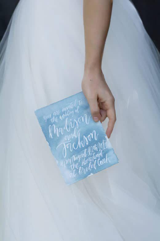 Blue Wedding Ideas