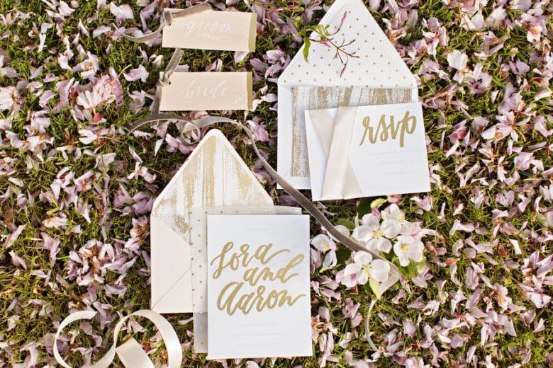 Rustic Romantic Wedding Inspiration