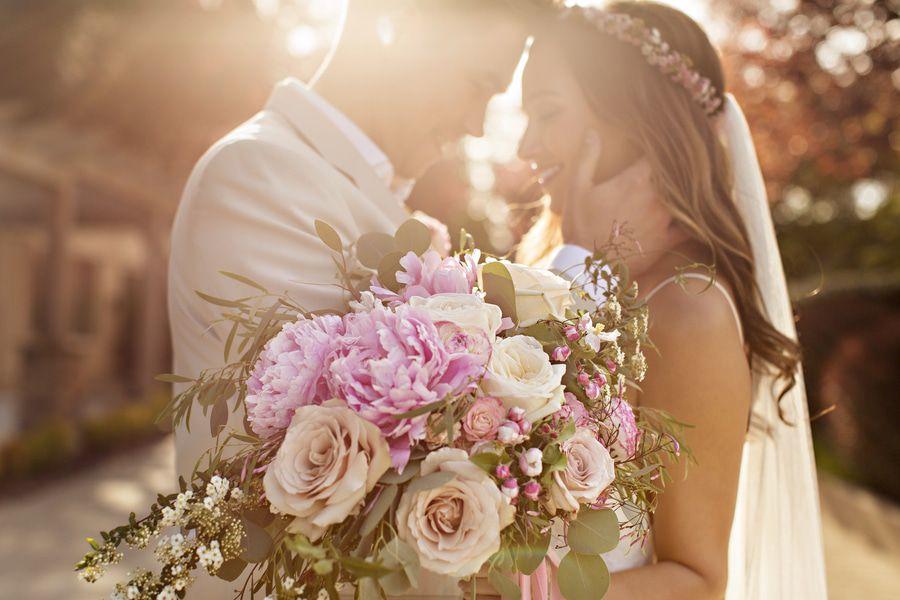 Blush & Gold Romantic Wedding Inspiration