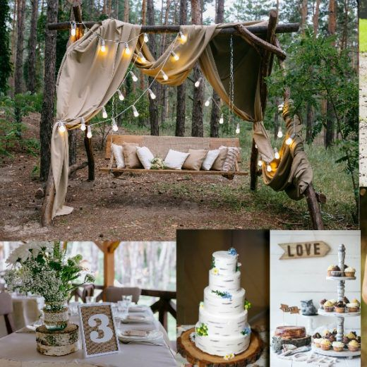 15 Wedding Ideas Only Rustic Brides Understand