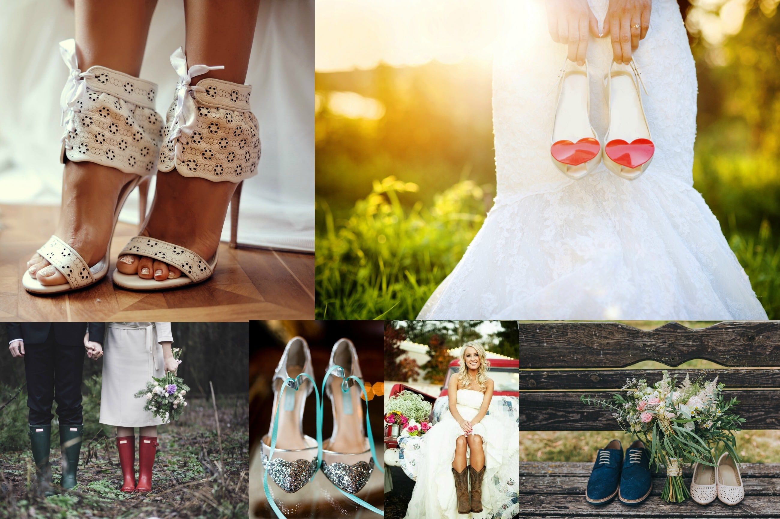 65137885885e Amazing and creative ideas for the perfect wedding shoe. Finding the perfect  pair ...