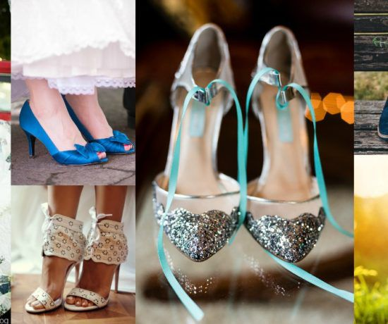 10 Times We Fell In Love With Wedding Shoes