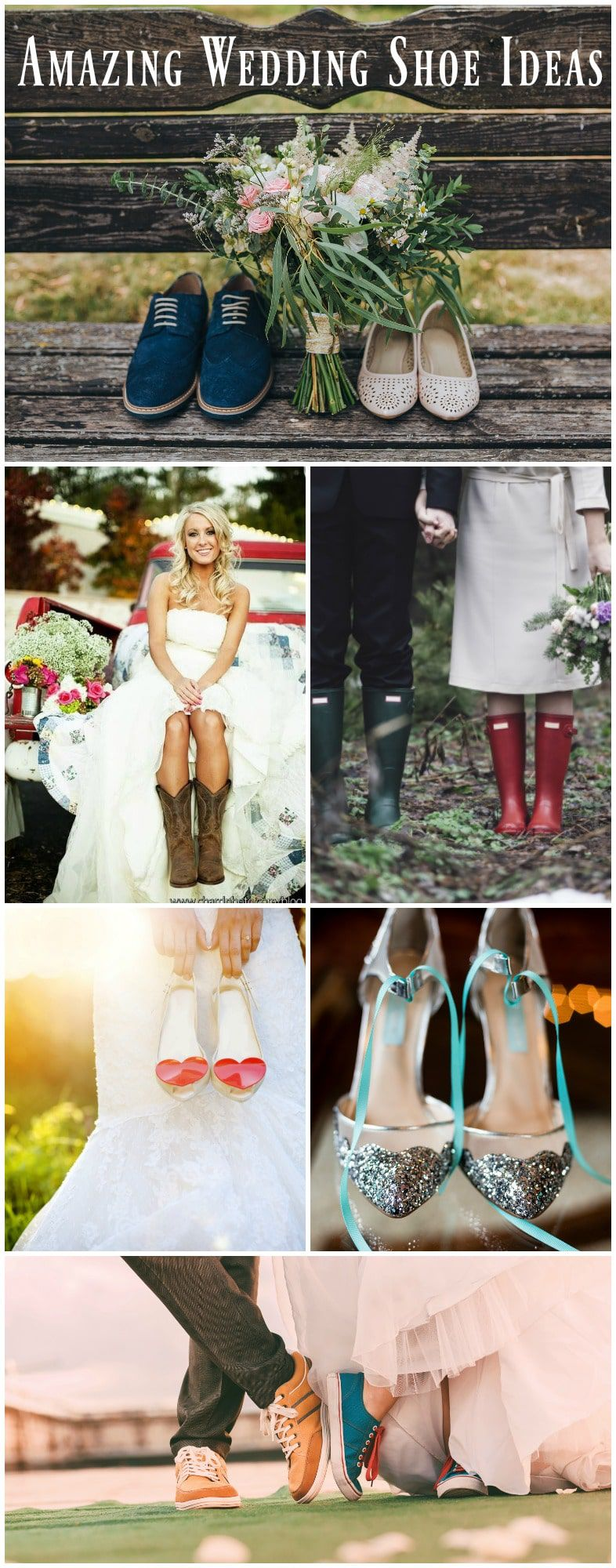 10 Times We Fell In Love With Wedding Shoes Rustic Wedding Chic