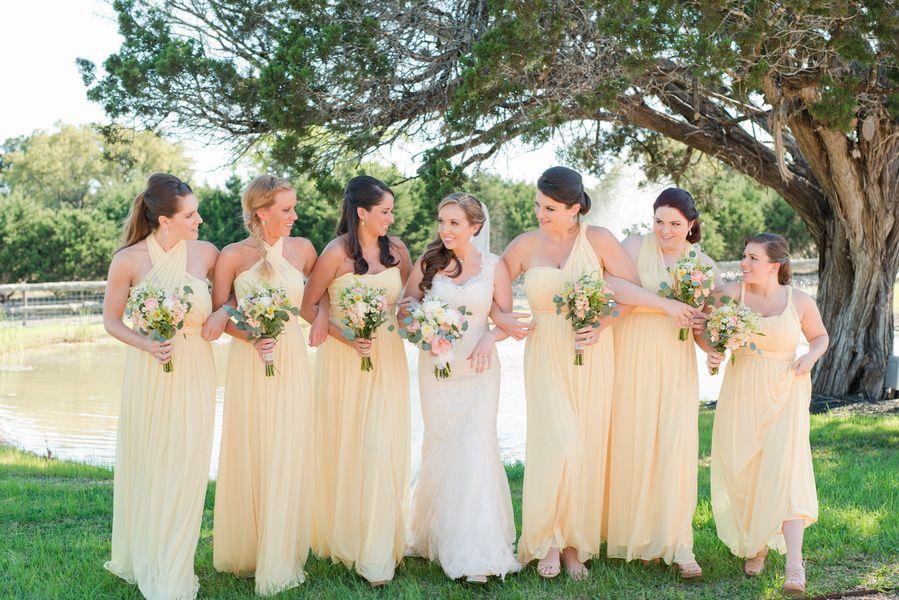 Austin Texas Ranch Wedding