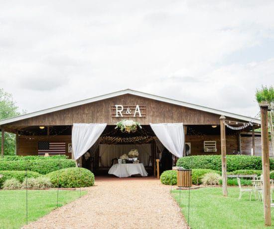 Southern Creek Rustic Furnishings: Vintage Style Farm Wedding