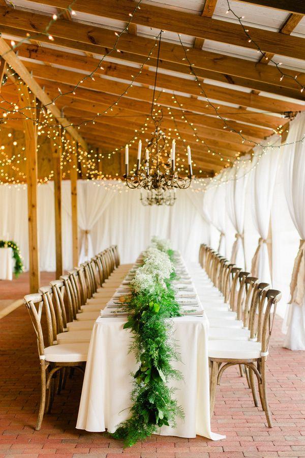 Elegant Florida Country Barn Wedding Rustic Wedding Chic