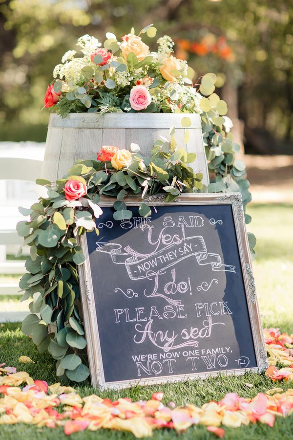 Temecula Creek Inn Wedding Rustic Wedding Chic