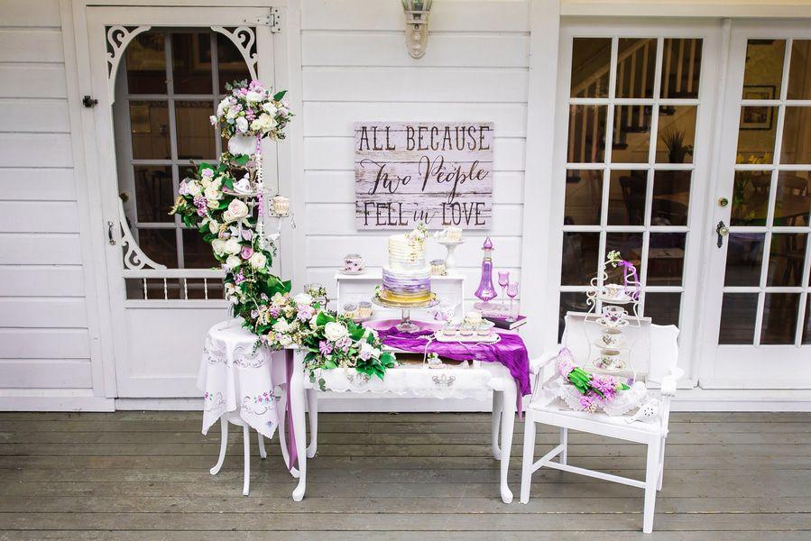 Lilac violet wedding inspiration rustic wedding chic purple wedding ideas junglespirit Gallery
