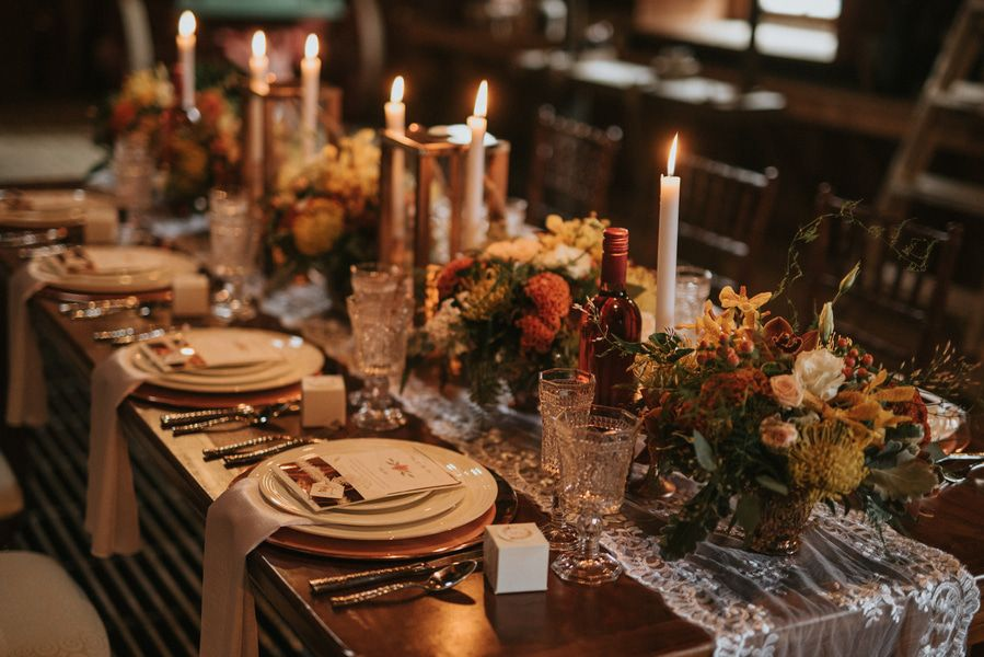Earth Tones Wedding Inspiration Rustic Wedding Chic
