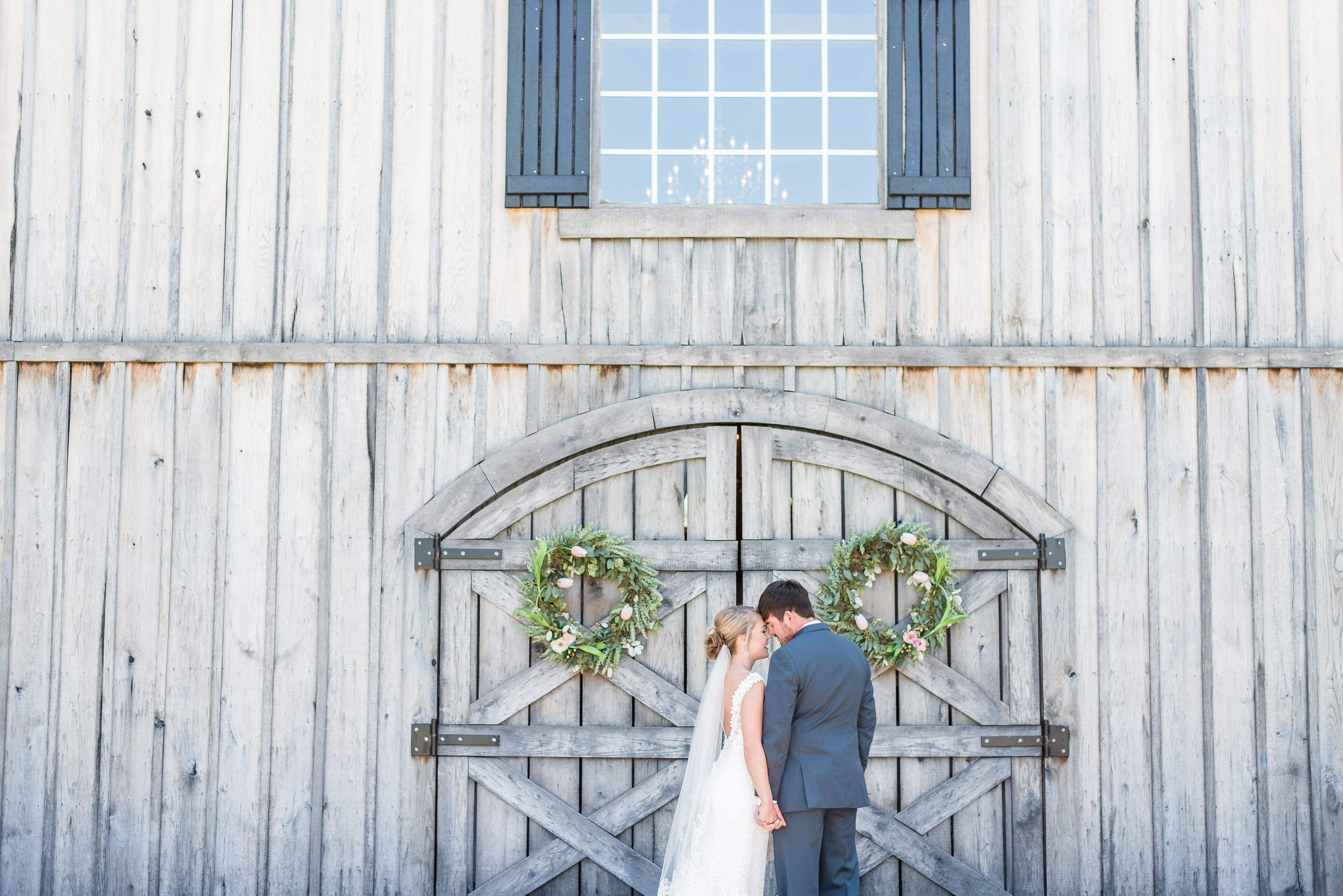 Elegant Southern Wedding - Rustic Wedding Chic