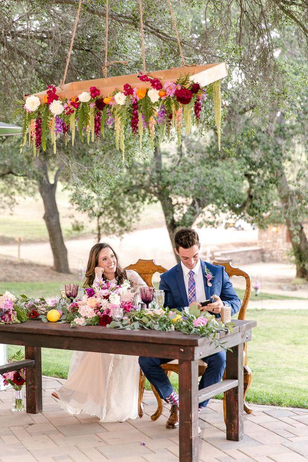 California Ranch Wedding Circle Oak Ranch - Rustic Wedding ...