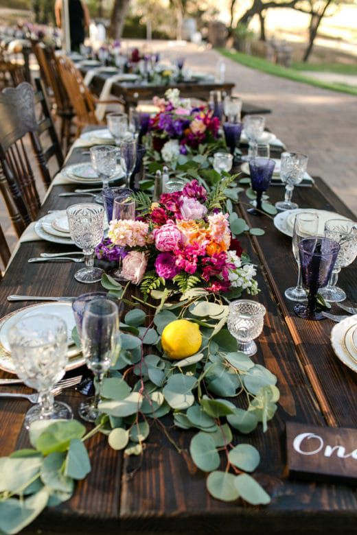 boho wedding table decorations california ranch wedding circle oak ranch rustic wedding 2013