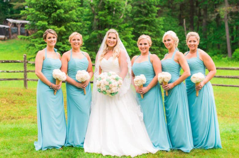 Rustic Crafty Wedding