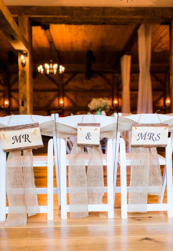 Rustic Crafty Wedding