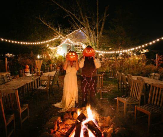 Rustic Farm Fall Wedding
