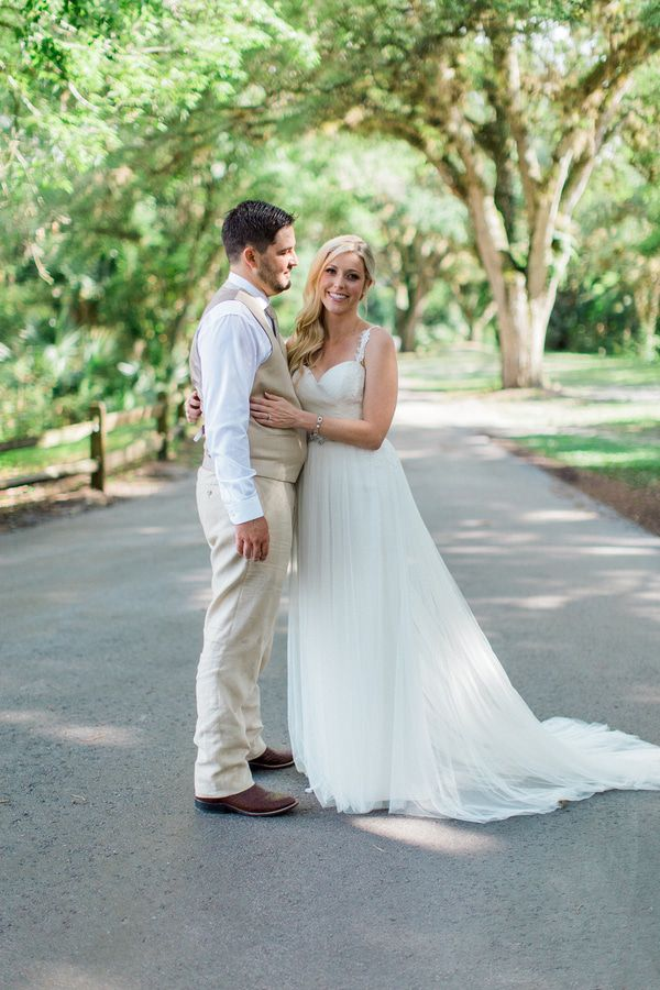 Quail Creek Plantation Wedding - Rustic Wedding Chic