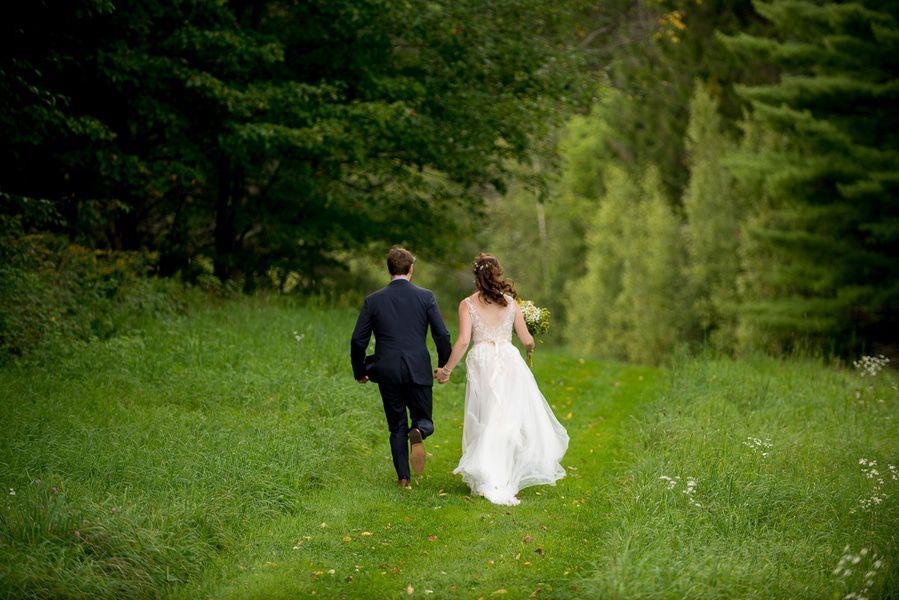 Rustic Amp Romantic Vermont Farm Wedding Rustic Wedding Chic