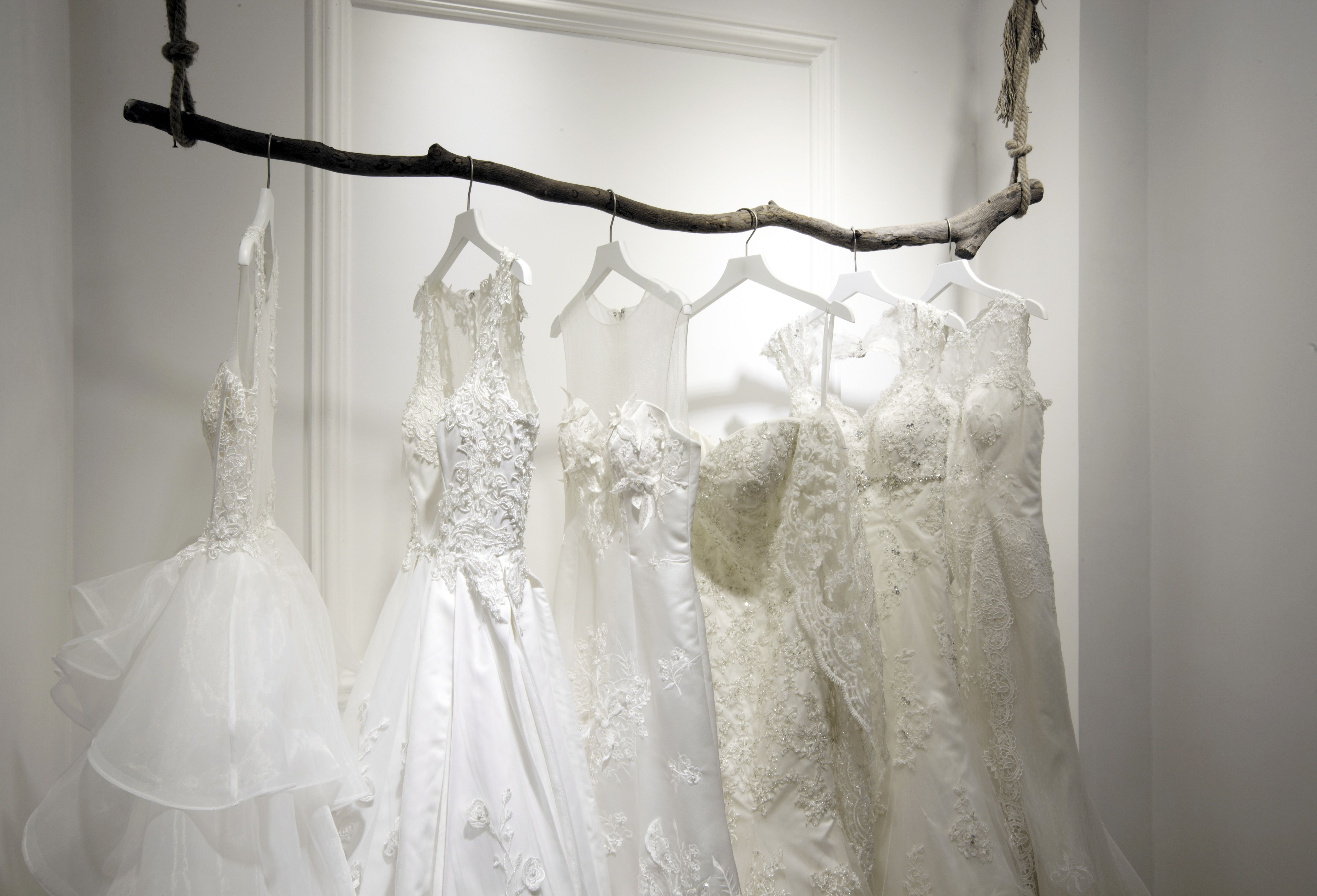 Wedding Dress Shopping 101: Everything You Need To Know Before You ...