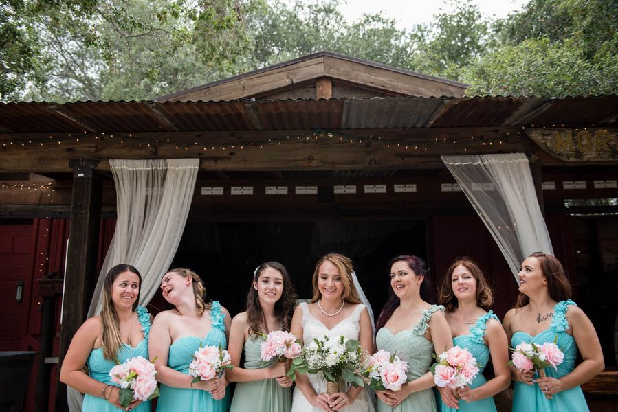 Rustic Barn Wedding in Temecula, CA - Rustic Wedding Chic
