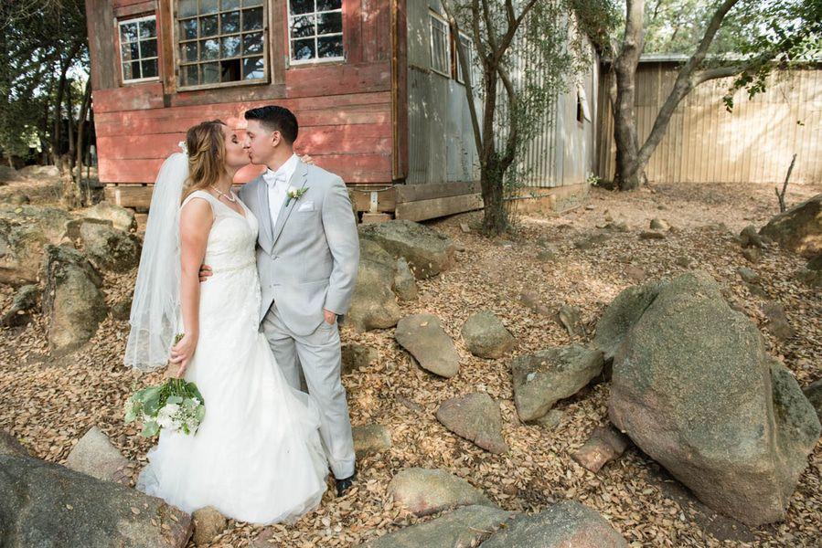 Rustic Barn Wedding in Temecula, CA - Rustic Wedding Chic