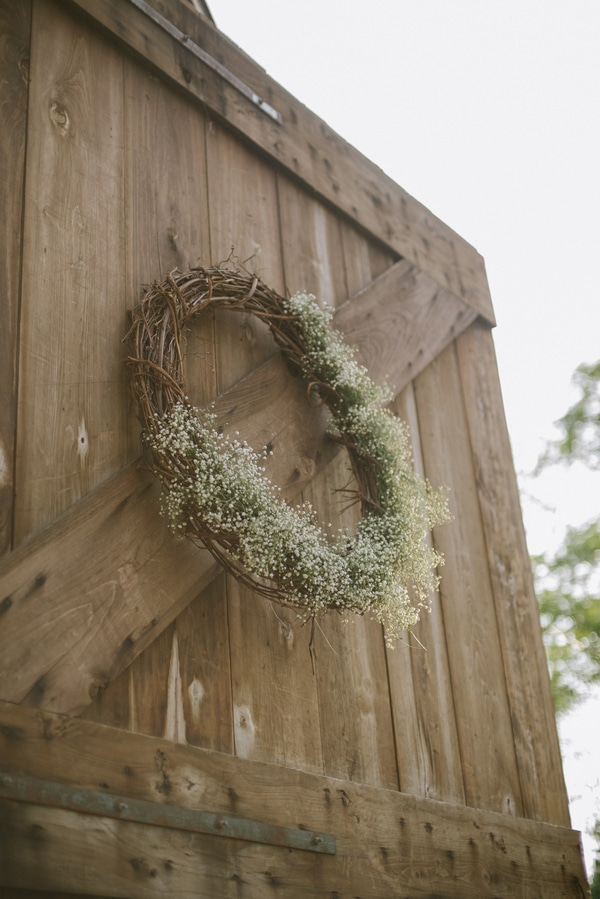 Elegant Country Style Barn Wedding Rustic Wedding Chic