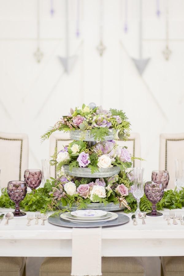 Rustic Wedding Decorations Michaels : Romantic rustic farmhouse styled shoot wedding chic