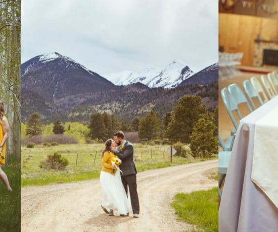 Rustic Spring Weddings - Ideas and Colors for Spring Weddings