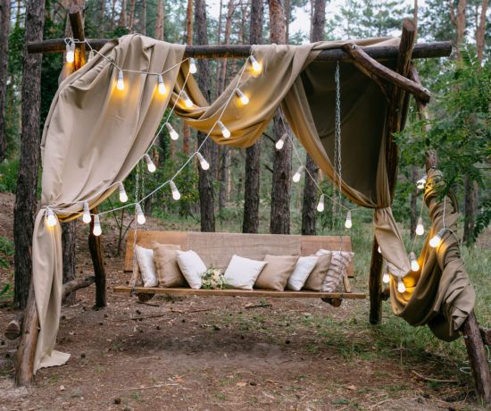 What You Need To Know Before You Plan A Backyard Wedding