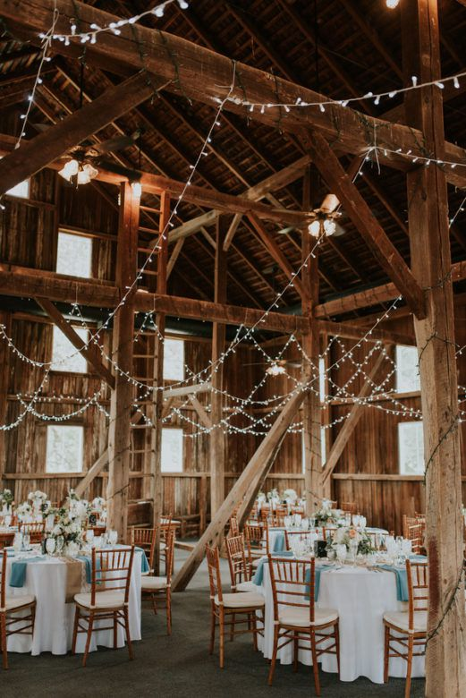 Maryland Winery Wedding - Rustic Wedding Chic
