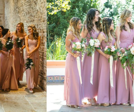 Top 5 Reasons You Should Let Your Bridesmaids Their Dresses From Vow To Be Chic