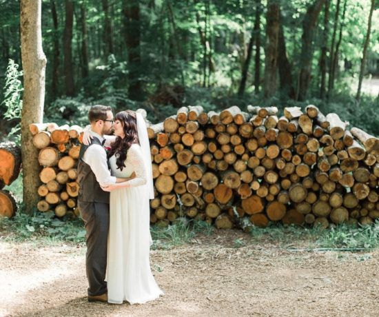 This Wedding Was Planned On Only $6,000