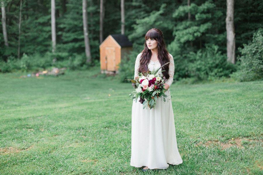 Rustic Wedding Under $6,000