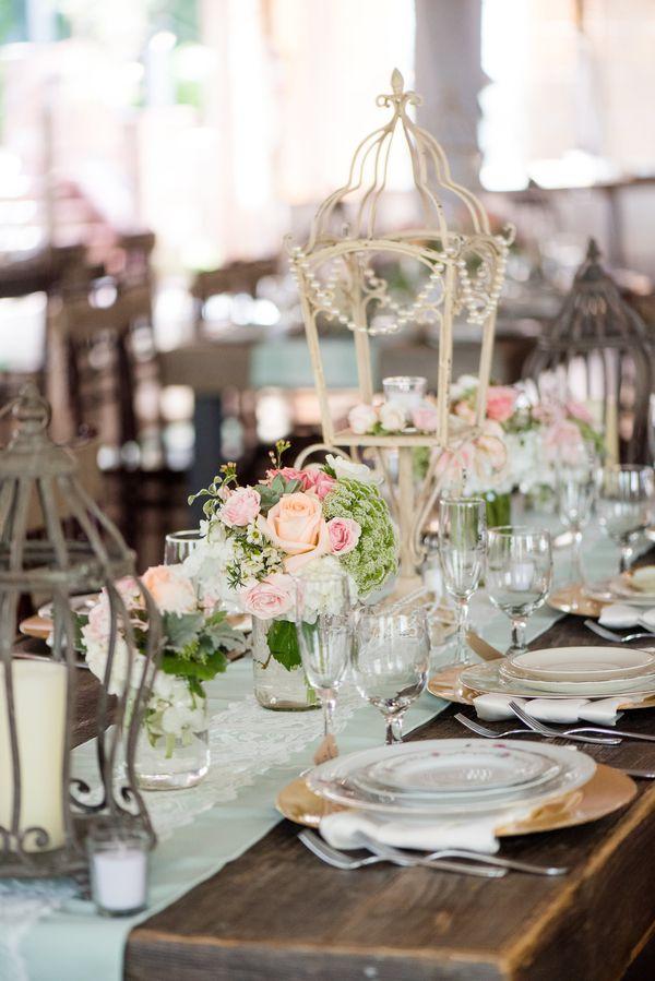 Volkswagen San Diego >> California Vintage Garden Wedding - Rustic Wedding Chic
