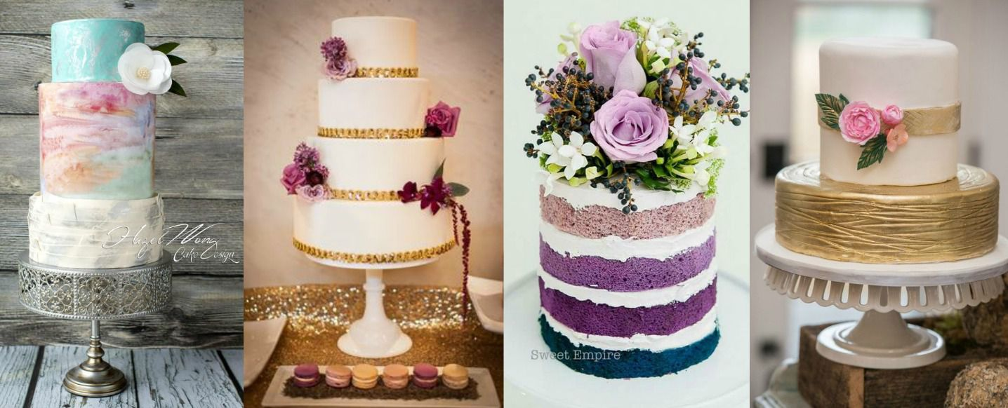 trendy wedding cakes wedding cake trends rustic wedding chic 21269