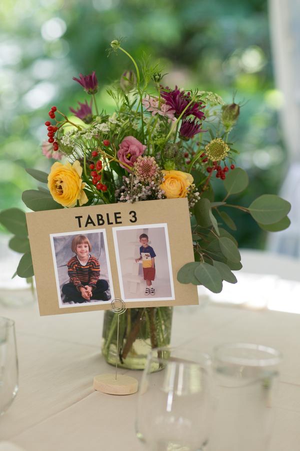 Summer Wedding Music Ideas : Summer garden wedding rustic chic
