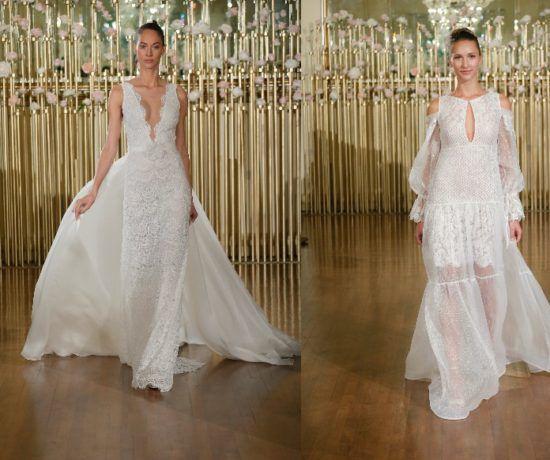 Francesca Miranda Spring 2018 Wedding Dress Collection