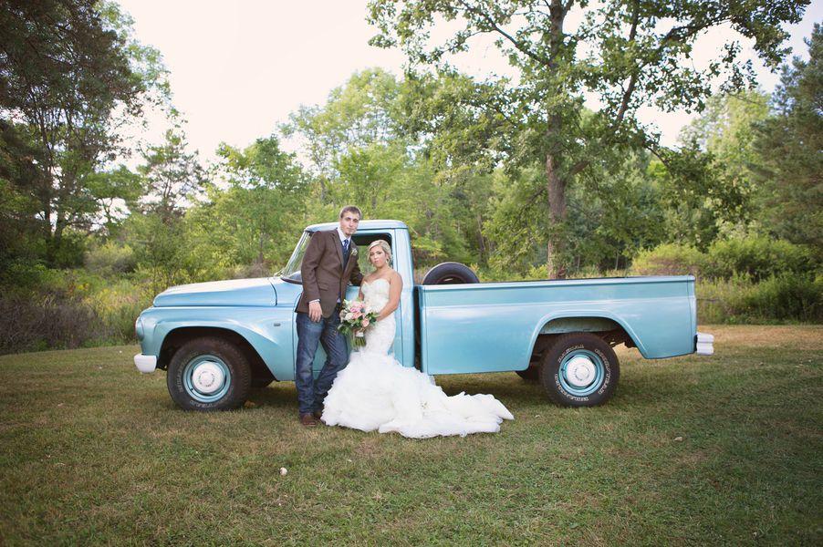 Elegant Country Barn Wedding - Rustic Wedding Chic