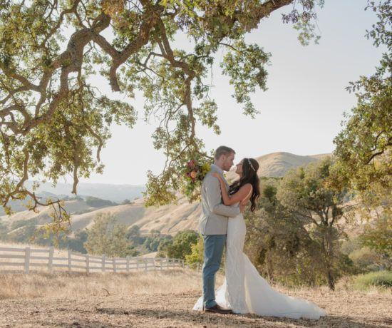 Elegant Ranch Wedding