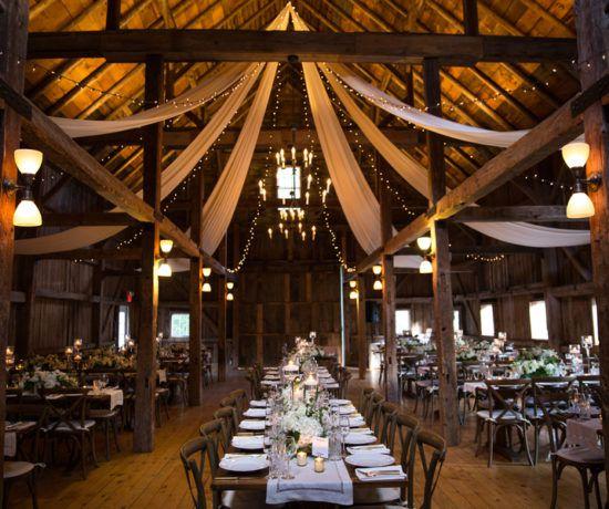 Barn Weddings: Western Wedding Ideas
