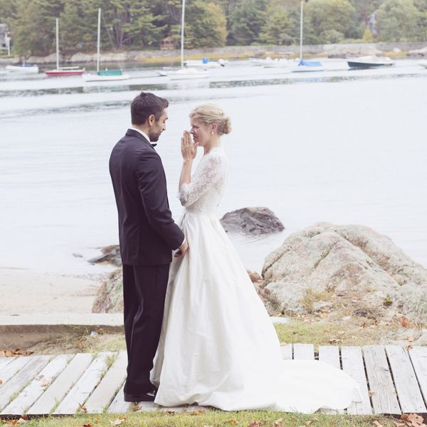 Simple & Elegant Backyard Wedding