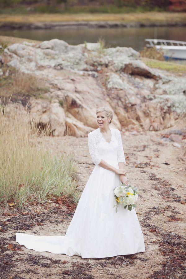 Simple & Elegant Backyard Wedding - Rustic Wedding Chic