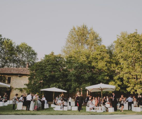 Wedding In Northern Italy