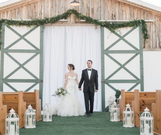 Country Elegant Wedding