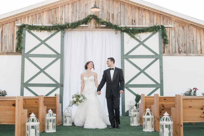 Country Glam Wedding Inspiration