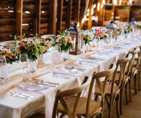 Spring Country Wedding Ideas: Stunning Rustic Southern Barn Wedding