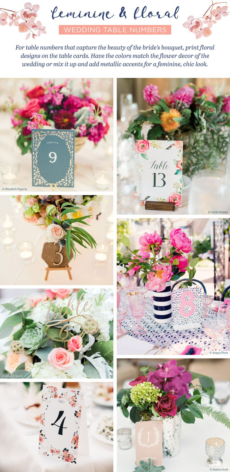 28 wedding table number ideas for your special day rustic wedding chic rustic wedding table numbers izmirmasajfo Gallery